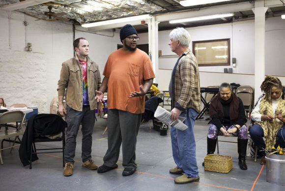 St. Louis Public Radio: St. Louis Workers Say What's On Their Minds In An Opera Of Their Own