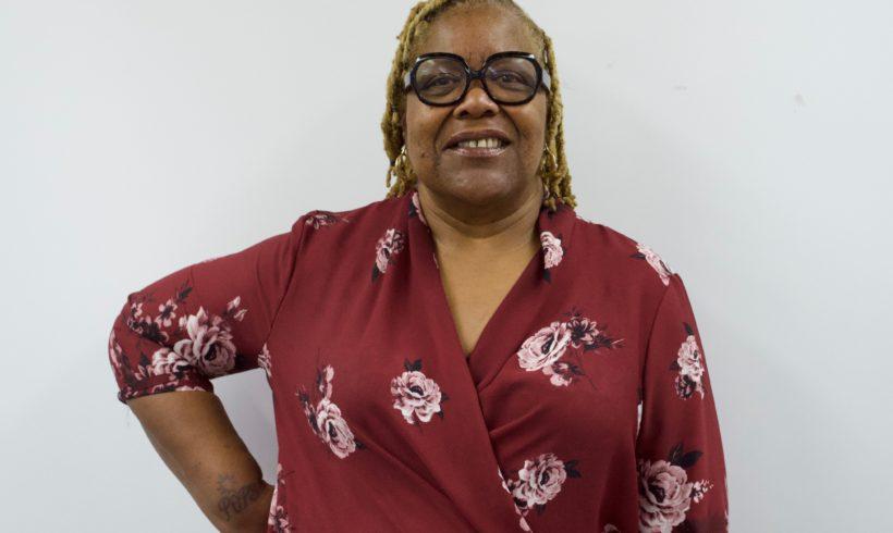 Georgia Moore-Brown, Actor and SEIU Local One Member